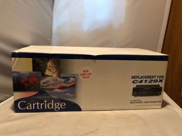 C4129X High Yield Compatible For HP LaserJet 5000 Toner Cartridge $20.00